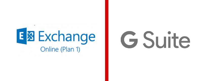 Google Suite Vs. Exchange Online Plan 1: Which is for You?